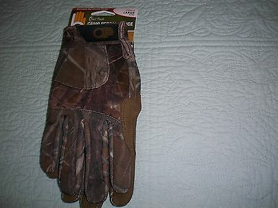 Bellingham Buck Brush Camo Performance Hunting Gloves R7782
