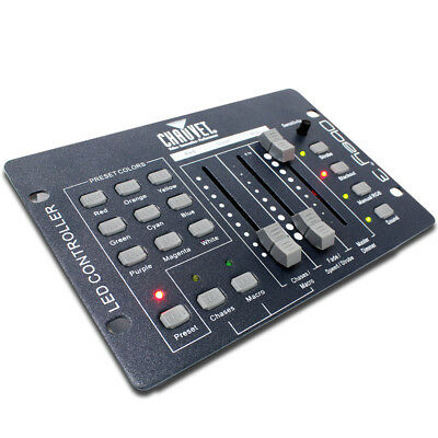 Chauvet OBEY3 Professional LED DMX-512 Lighting Stage Controller