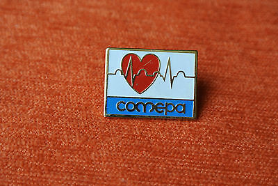 07212 Pin's Pins Sante Medical Comepa Industrie + Thermostat Militaire Spatial