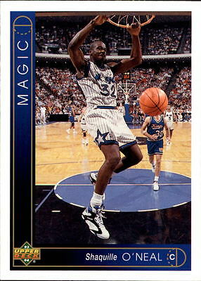 1993-94 (BKB) Upper Deck #300 Shaquille O'Neal - NM-MT