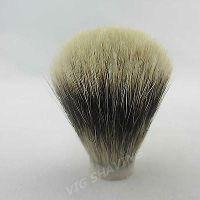 20mm Knot diameter Finest Badger hair  Shaving Brush Knot
