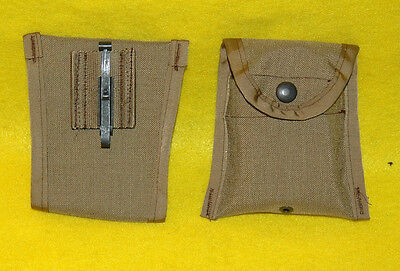 First Aid or Compass Pouch ALICE Clip Brand New Nylon Coyote Brown