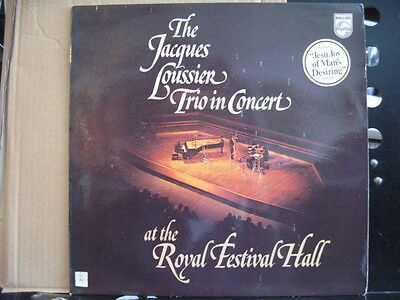 Jacques Loussier Trio-Live at Royal Albert Hall-Free UK Post