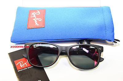 Ray Ban 9052 S 100/S6 Q Junior Kinder Sonnenbrille Brille Neu vom Optiker