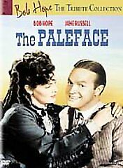 THE PALEFACE - NEW DVD