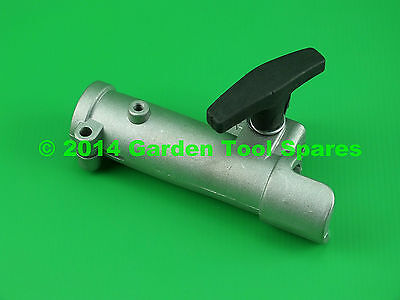 New Shaft Connector / Joining Clamp Fits Various Strimmer Trimmer 7 Spline 26Mm
