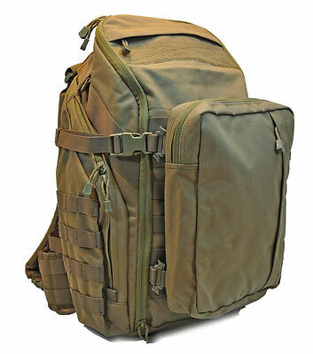 CONDOR Nylon 166: Bison Backpack Tablet Convertible Pack - COYOTE TAN