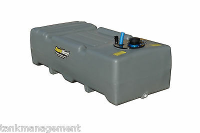 400 litre Rapid Spray squat Diesel Fuel Tank