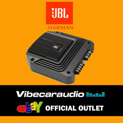 JBL GX-A602 280 Watt 2 Channel Full Range Car Amplifier Bridgeable Mono