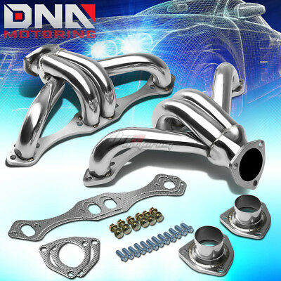For Chevy Small Block V8 262/283/302/305/307/327/350/400 Header Exhaust/manifold