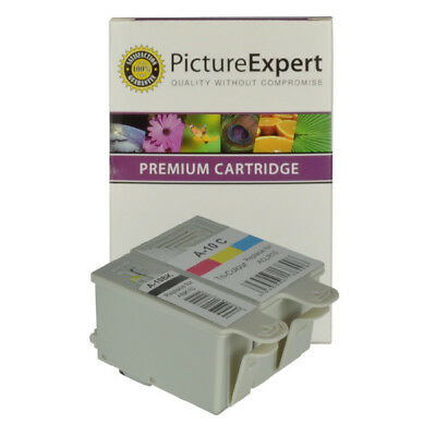 Compatible Black & Colour Ink Cartridge Pack for Advent AW10 Printer