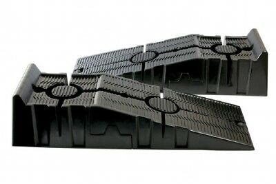 Extra Large Car Ramps 1 Pair (2 Ramps) Composite Material 900x210x300mm