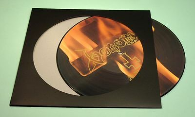 "10 black LP 12""  PICTURE DISC RECORD OUTER CARD COVER SLEEVES vinyl 33 RPM maxi"