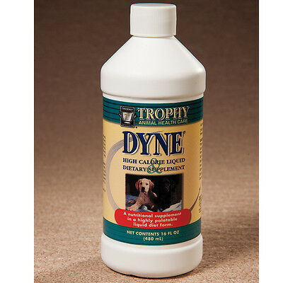Dyne High Calorie Liquid Dietary Supplement for Dogs