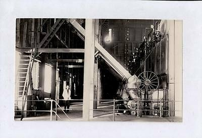 1920 Rp Pu Scarce Postcard Interior Image Of The Port Pirie Lead Smelters Sa L43