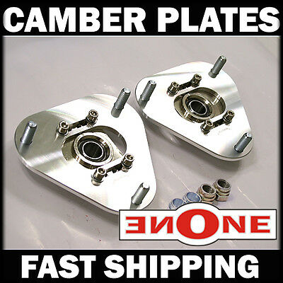 MK1 PillowBall Adjustable Camber Kit Plates 00-05 Celica GT GTS for Coilover Kit