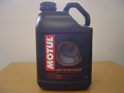 Motul Air Filter Clean  Luftfilterreiniger 5 L  4,60€/l