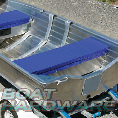 600x400mm Bench Seat Cushion Aluminium Boat Tinnie UV Resist Vinyl Thick Foam