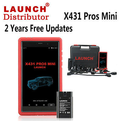 LAUNCH X431 Pros Mini All Electronic System Diagnostic Scanner Key Programming