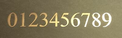 Street Address Mailbox Curb Number / Numbers ~ vinyl decal stickers 48 Colors