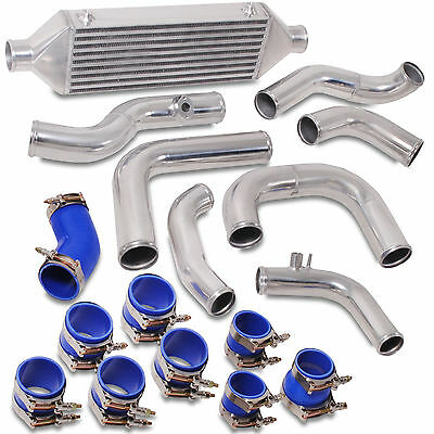 Direnza Front Mount Intercooler Kit For Audi A3 S3 Mk1 1.8T Turbo 99-03 225Bhp