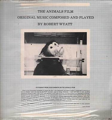 Robert Wyatt Lp 33giri The Animals Film Nuovo Sigillato 200040