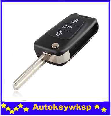 brand new Hyundai trasnponder remote completed Flip key For I30 434mhz ( ID46 )