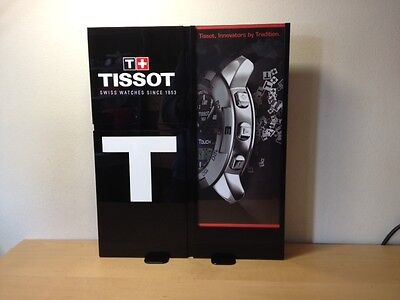 Como nuevo - Display TISSOT TOUCH Expositor  38 X 31 cm 100% original - Like New