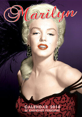 Marilyn Monroe Kalender 2015 Neu & Ovp (Dream)