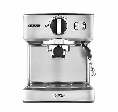 Sunbeam EM4820 Café Crema® II Coffee Machine