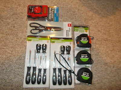 lot of Harbor freight tools 30 items 30!! Tools!!