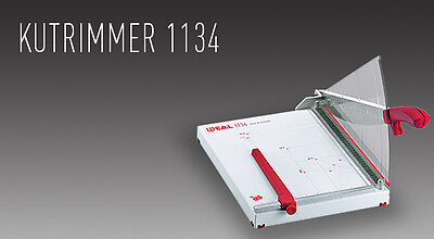 """MBM Kutrimmer 1134 """"Made in Germany"""""""