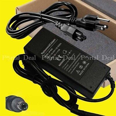 AC Adapter Power Cord Battery Charger For Fujitsu LifeBook V700 A1010 FPCAC62AP