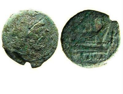 Republic As with Janus Head, Prow, Thunderbolt, ex. RBW, Crawford 119/3