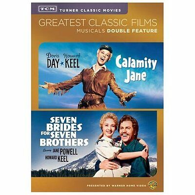 Tcm-Calamity Jane/Seven Brides For Seven Brothers