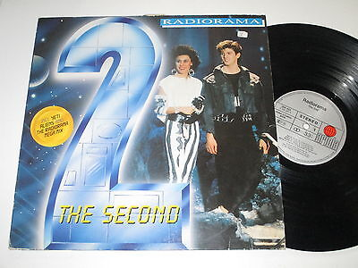 LP/RADIORAMA/THE 2ND/Ariola 208422