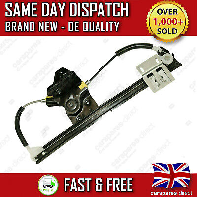 Fits A Land Rover Freelander Window Regulator Mk1 Electric Rear Right 4/5 Doors