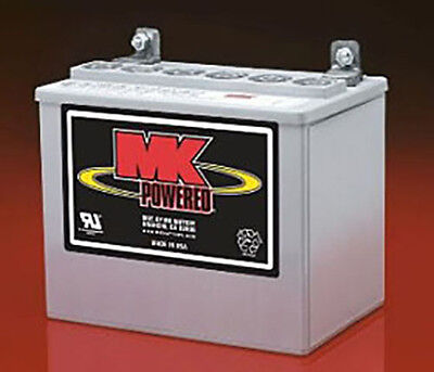MK Battery GEL 12V Scooter Batteries - Various Amps