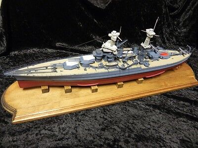 1/350 USS Tennessee  BB43  7 Dec 41  Complete Resin & PE Brass Model Kit