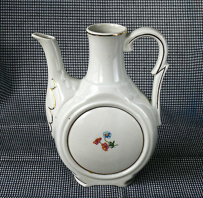 VINTAGE 1960`s BULGARIAN Hand Made PORCELAIN Milk PITCHER JUG
