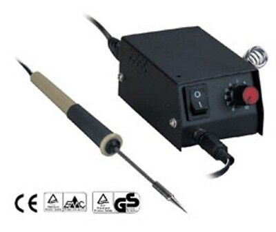 ZD-927 Mini Temp Controlled Soldering Station   ** Ships from the USA **