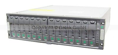 NetApp Disk Shelf DS14 MK2 + 14x 300 GB 10k HDD  RS1401 / 430-00010+C0