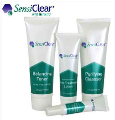 (10) SensiClear W/ Retextra Anti-Aging/Acne Treatment 60 Day Kit **MADE IN USA**