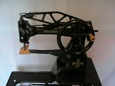 singer patcher 29k leather sewing machine