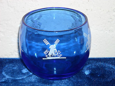 Windmill Sportsman Series Roly Poly Tumbler  Cobalt Blue