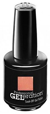 Jessica GELeration Soak Off Gel Polish Monsoon Melon - .5oz - 876