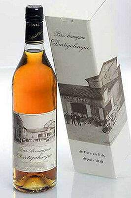 1998 Dartigalongue 15 Year Old Armagnac 500ml