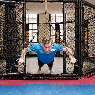 Valkyrie Suspension Trainer 3 sizes and Manuel- For total body training anywhere