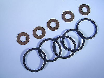 Land Rover Discovery 1999>04 Td5 Fuel Injector O-Ring & Washer Kit - Fik001