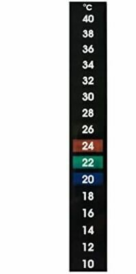 Lcd Thermometer Stick On Self Adhesive Temperature Strip For Beer/wine/aquarium
